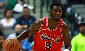 Bobby Portis Chicago Bulls ボビー・ポーティス