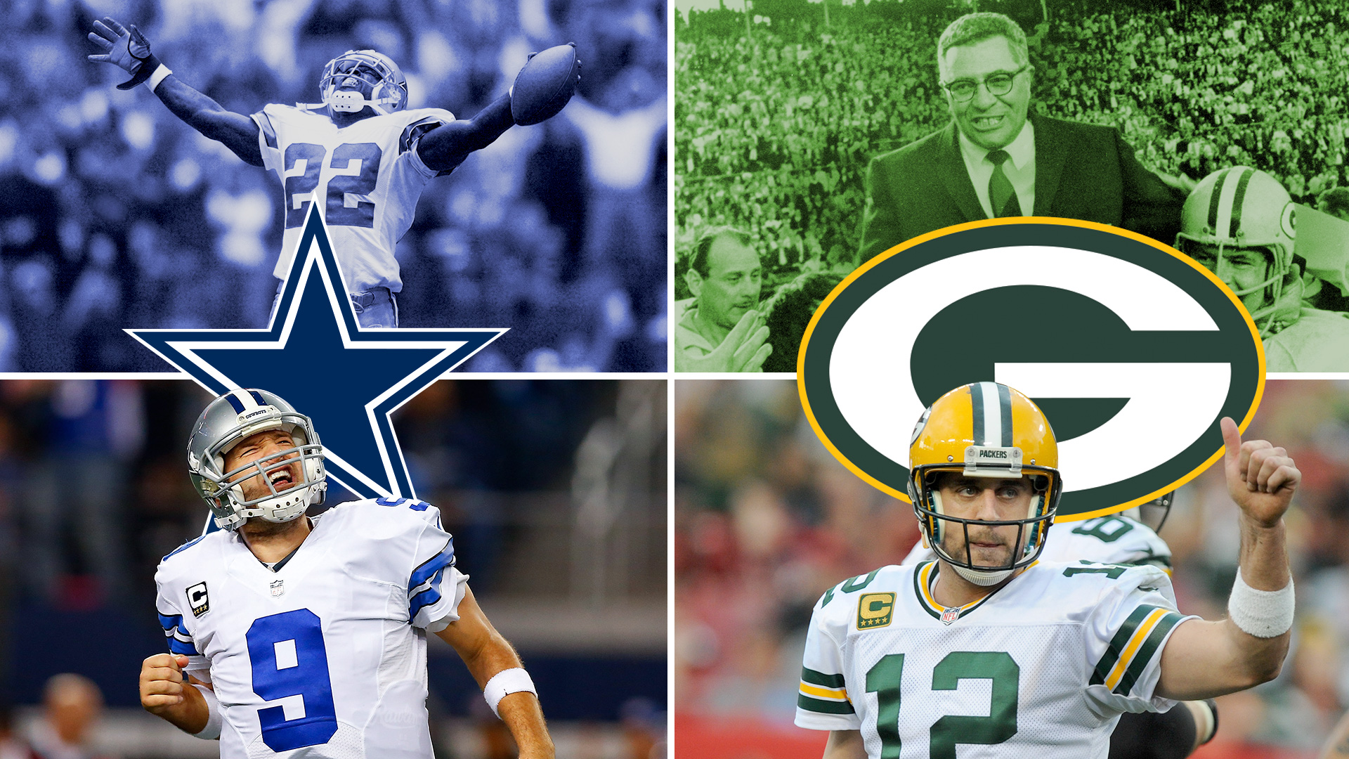 The 10 greatest Packers-Cowboys games of all time
