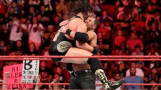WWE ロウ #1306 ロウ・タッグ王座 挑戦 Bチーム