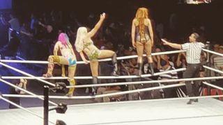 WWE アスカ 週イチまとめ 8月8日~14日