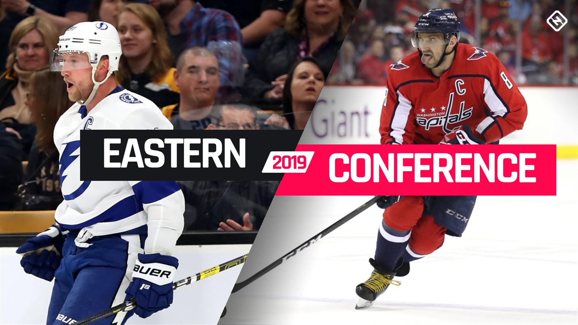 Nhl Playoffs Bracket 2019 Eastern Conference Series Picks