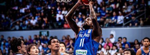 Andray Blatche Philippines FIBA