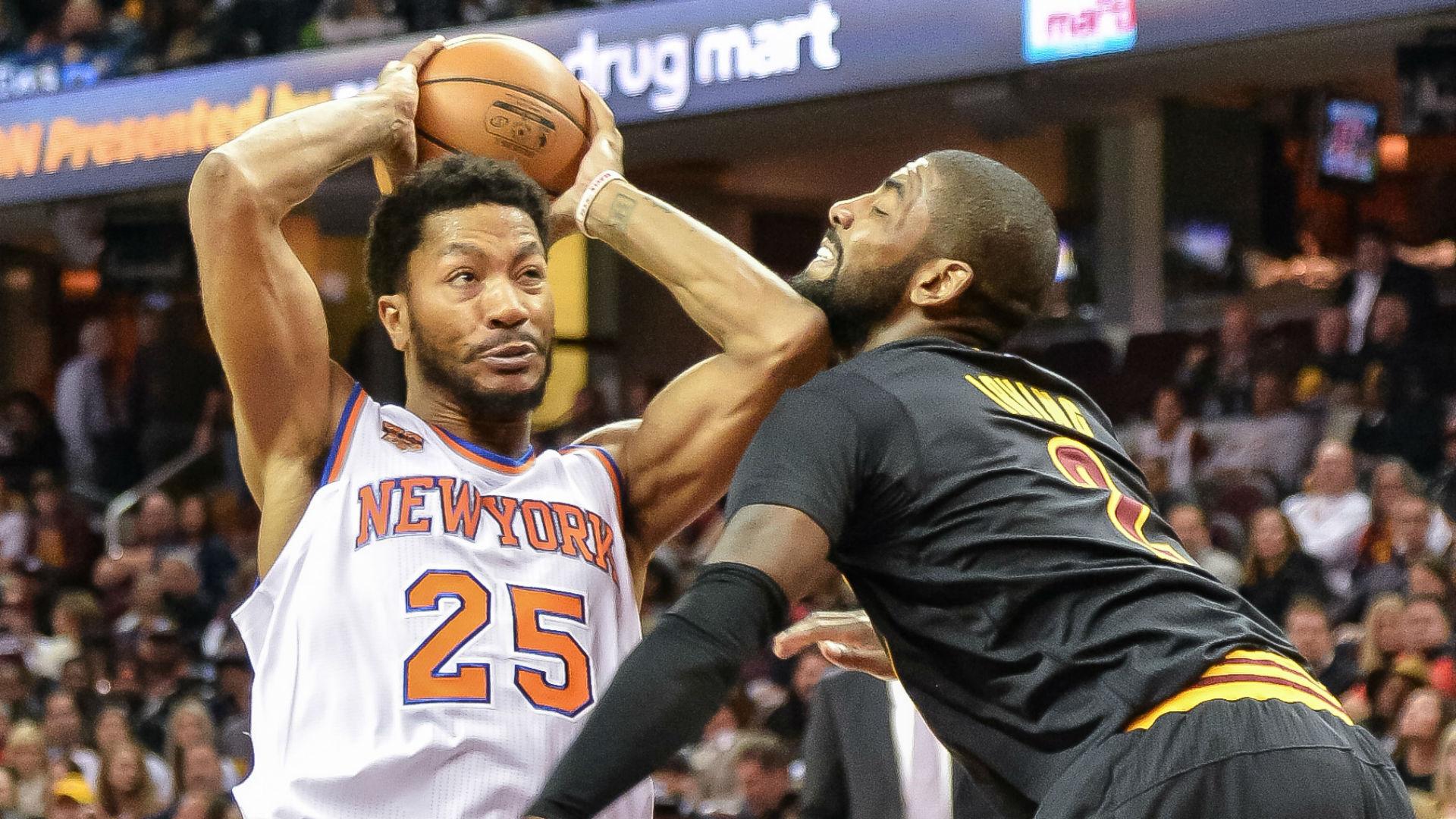 21fa724f7048 NBA free agency rumors  Why Cavs signing Derrick Rose does (and doesn t)  make sense