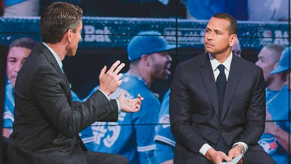 Alex Rodriguez to work with both ESPN and Fox
