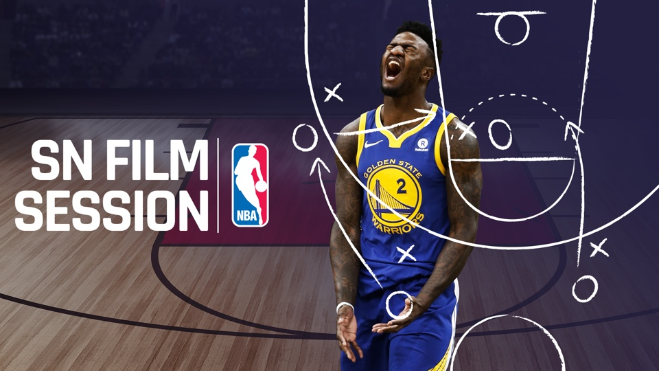 9b3fa76efa1 Jordan Bell proving to be well worth $3.5 million gamble for Warriors |  Sporting News