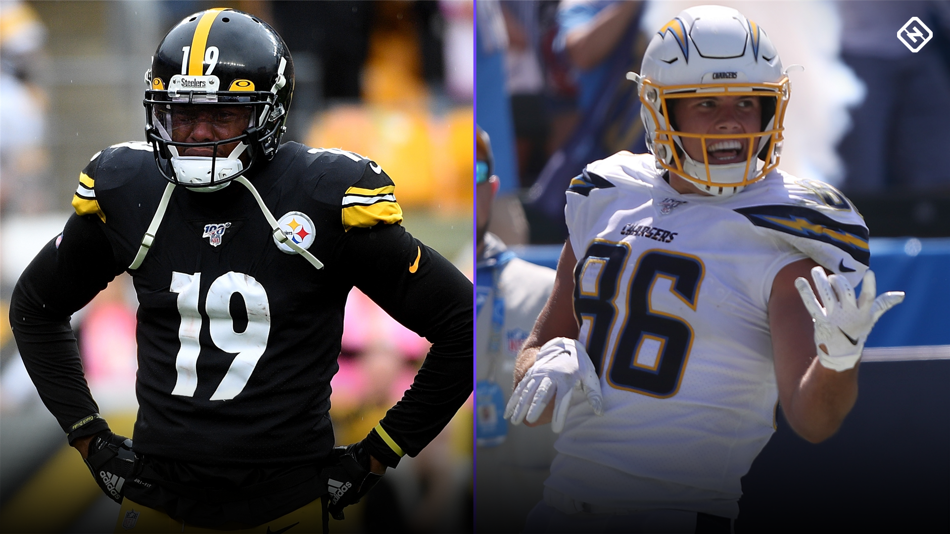 Fantasy Football Trade Value: JuJu Smith-Schuster, Hunter Henry among buy-low, sell-high candidates for Week 7