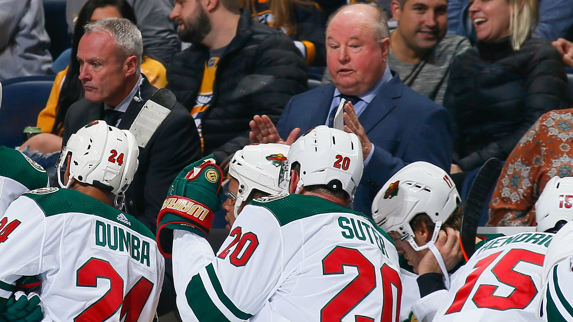 Who's the best fit for Wild? Hextall, Chiarelli, Waddell leading GM candidates
