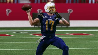 Color Rush San Diego Chargers Madden NFL 17