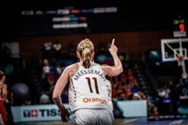 Emma Meesseman FIBA Belgium