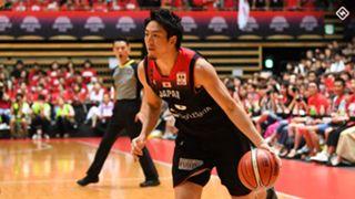 バスケットボール日本代表の比江島慎
