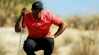 Tiger Woods makes second start