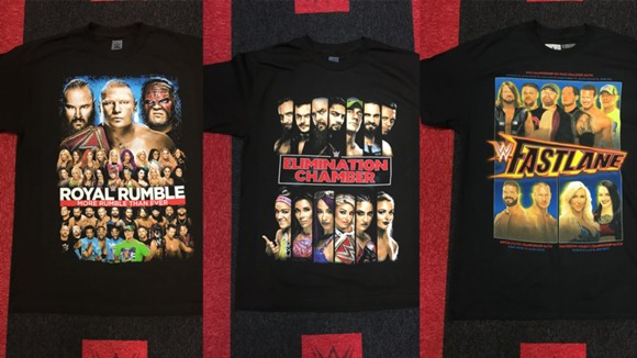WWE Japan オークション3月