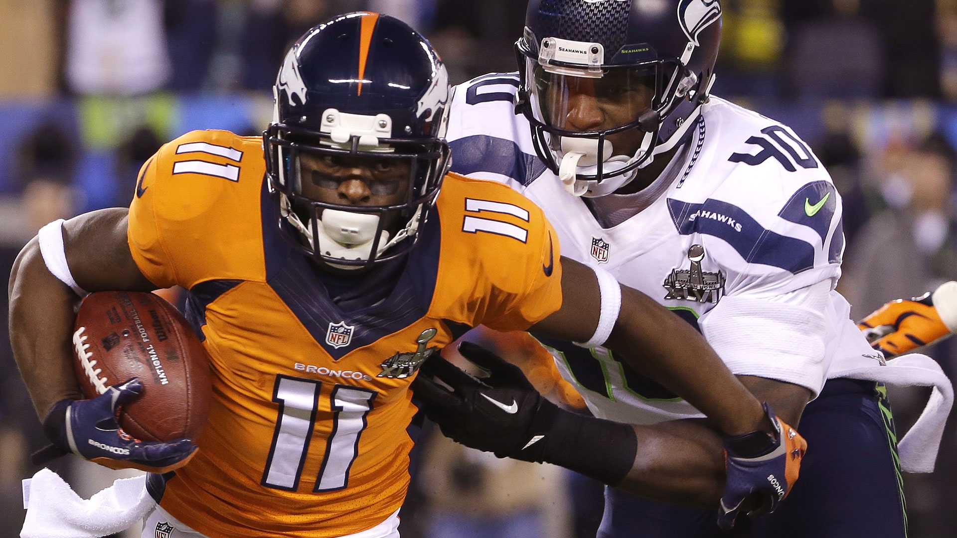 NFL free agency 2014: Giants add Trindon Holliday for return boost