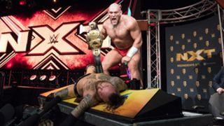 NXT #435 ラリー・サリバン