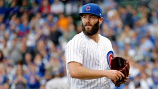 Jake Arrieta turned down last-call
