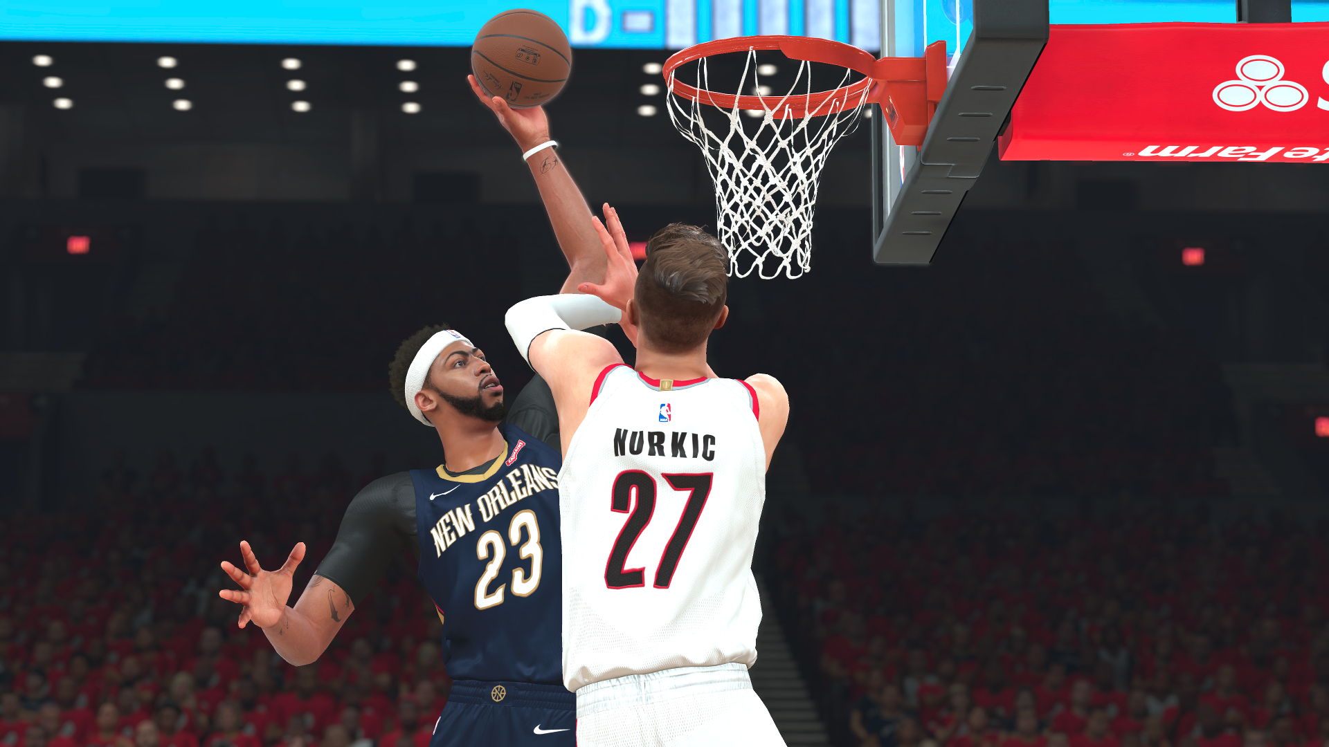 NBA 2K18 Anthony Davis