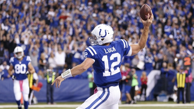 new concept a5500 ca64b Jersey Report: Andrew Luck's jersey the most popular among ...