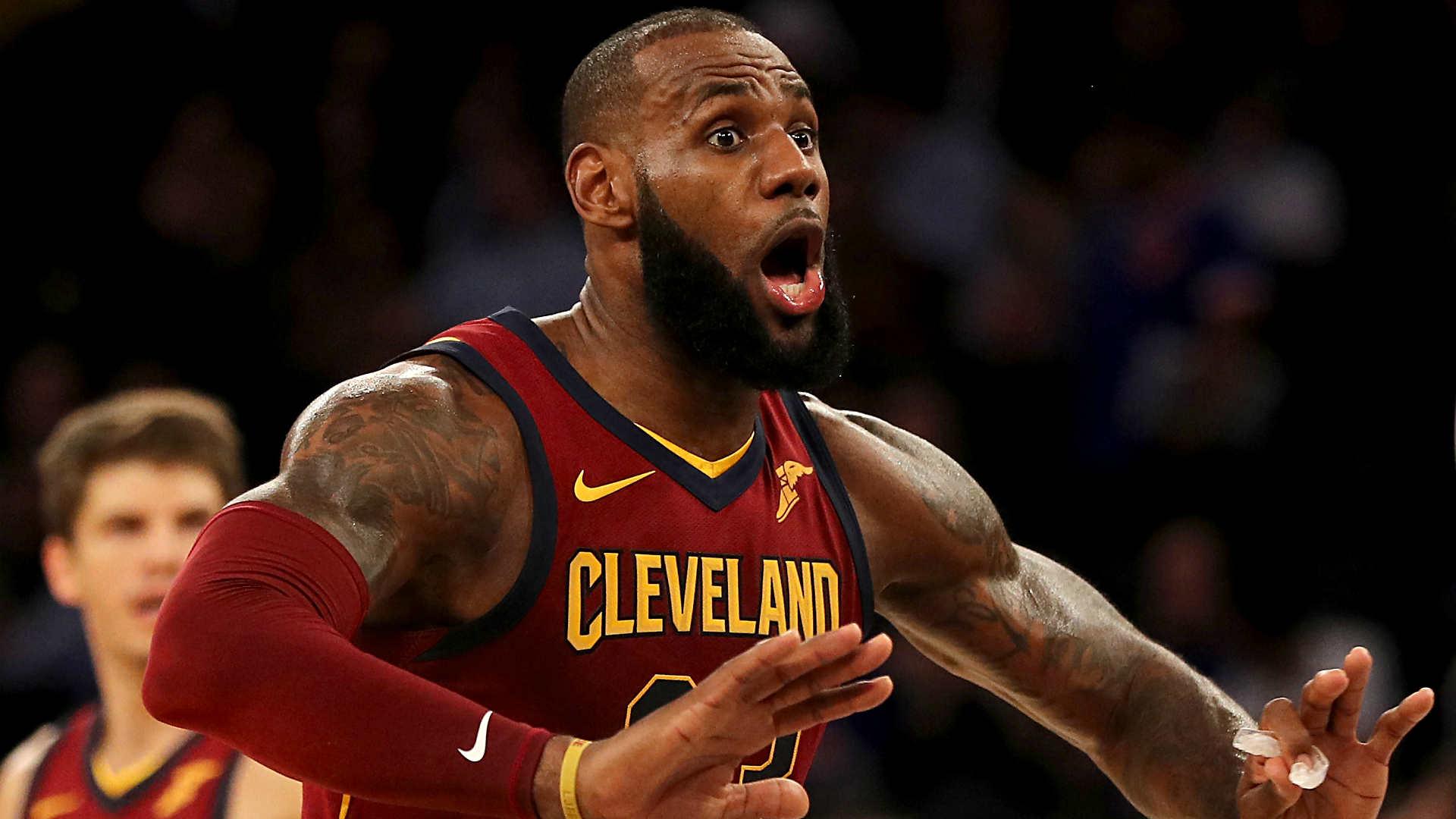 LeBron James, Cavs find motivation amid rigors of regular season