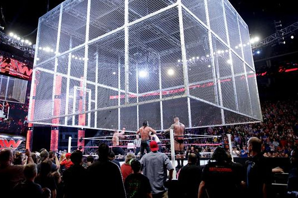 WWE Hell in a Cell 2019 date, start time, matches, PPV cost, location, rumors