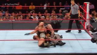 WWE ロウ #1313 ロウ・タッグ王座