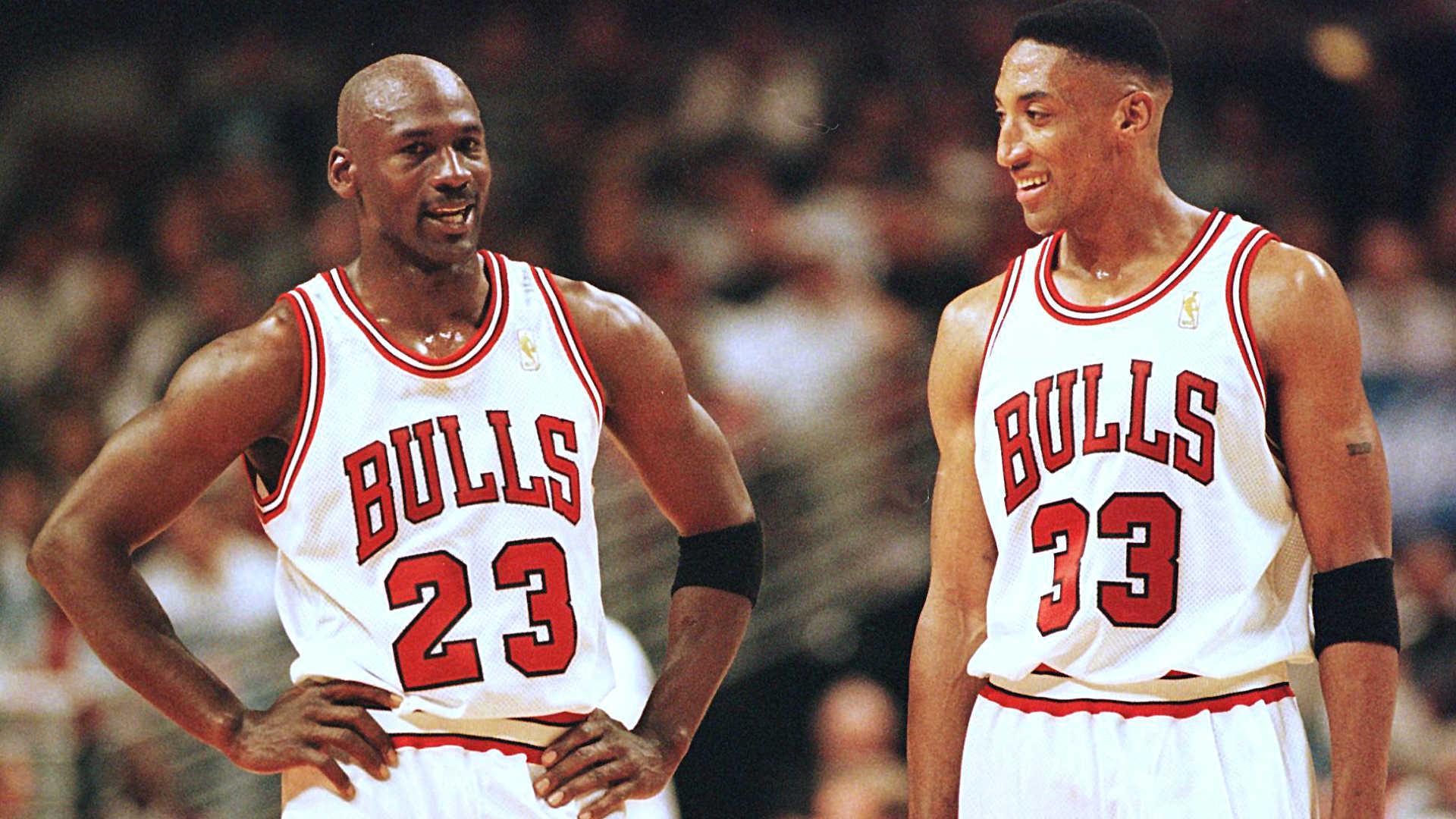 b48cc538a87 Don't ask Scottie Pippen about Michael Jordan vs. LeBron James debate |  Sporting News