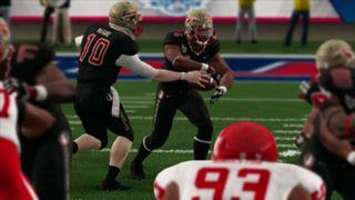 NCAA Football 14 Peach Bowl Florida State Houston