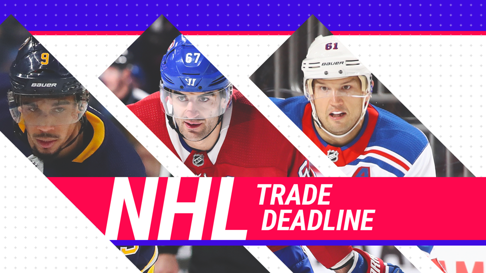 NHL trade rumors: Deadline date, top targets, latest news as trade talks heat up
