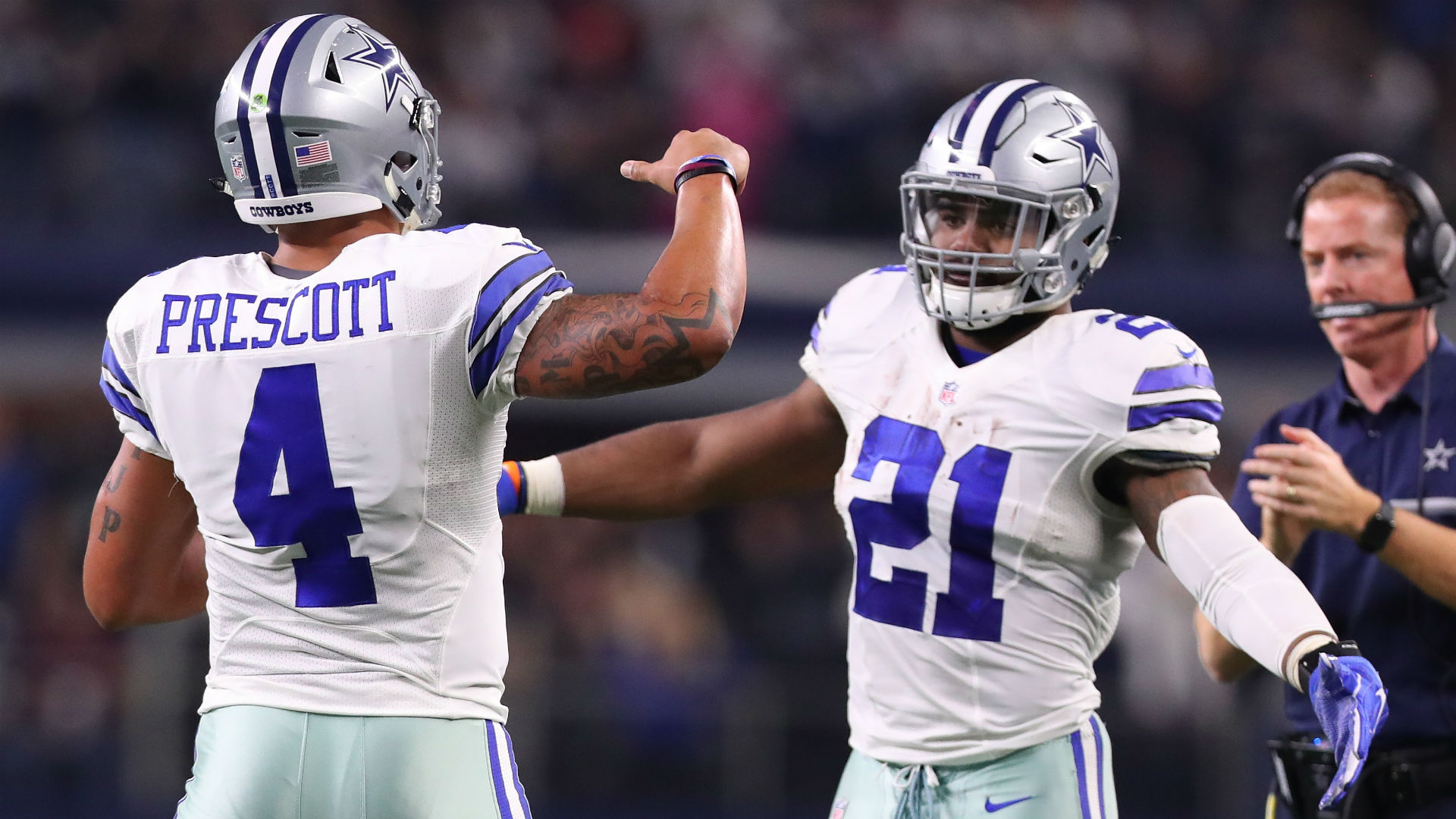 955ab7cf570 NFL, TV networks force-feeding you Cowboys with good reason | Sporting News