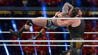 WWE グレーテスト・ロイヤルランブル ストローマン オートン