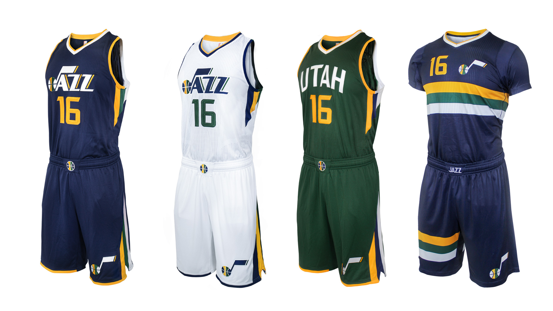 buy popular 98df6 9e942 Utah Jazz reveals some new with hint of old in refresh to ...