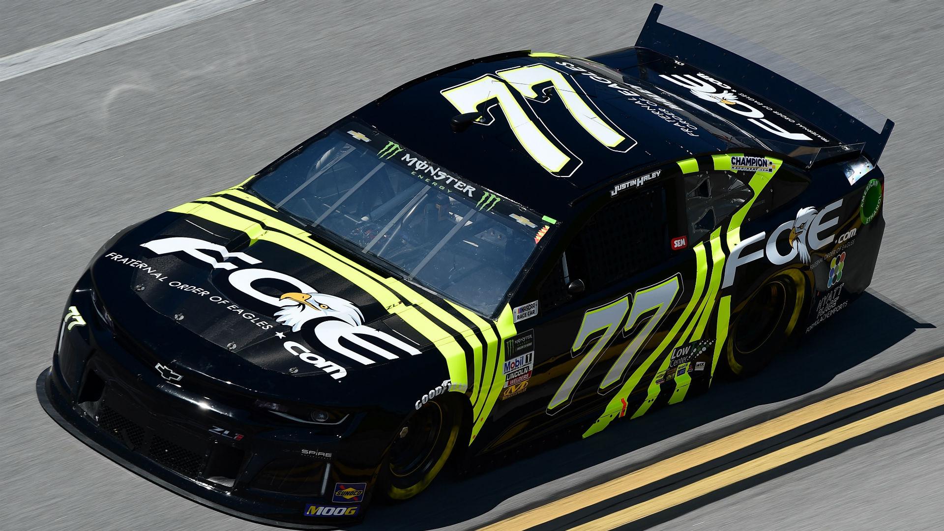 NASCAR results at Daytona: Justin Haley wins Coke Zero Sugar 400 in third career Cup Series start