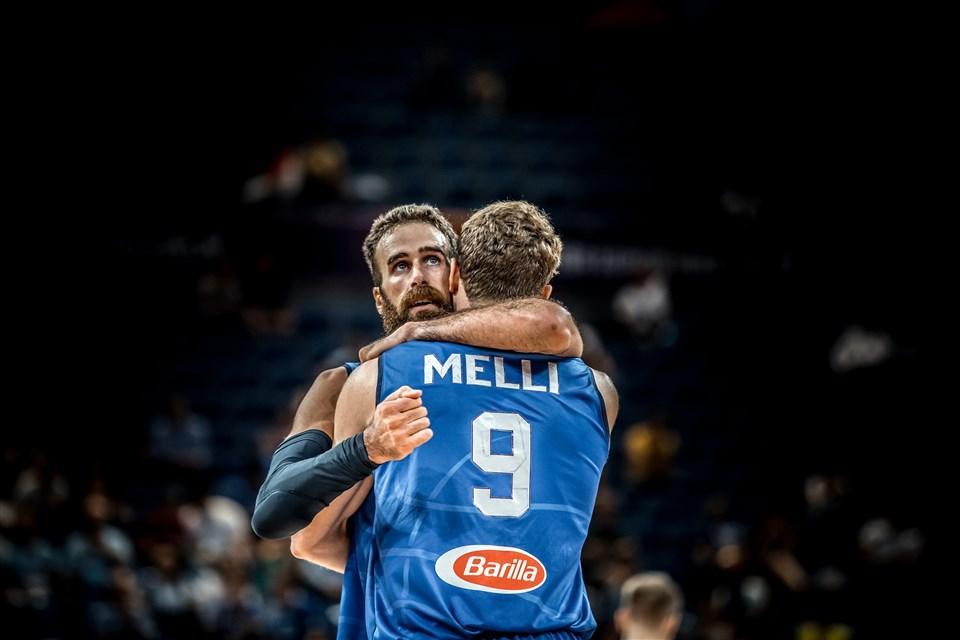 Datome & Melli FIBA Italy
