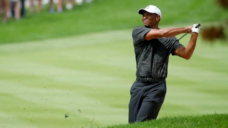 Tiger Woods' score: Round 2 recap, highlights from WGC-Bridgestone Invitational