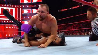 WWE ロウ #1318 ディーン・アンブローズ