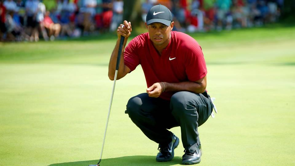 Tiger Woods score: Round 4 recap, highlights from WGC-Bridgestone Invitational
