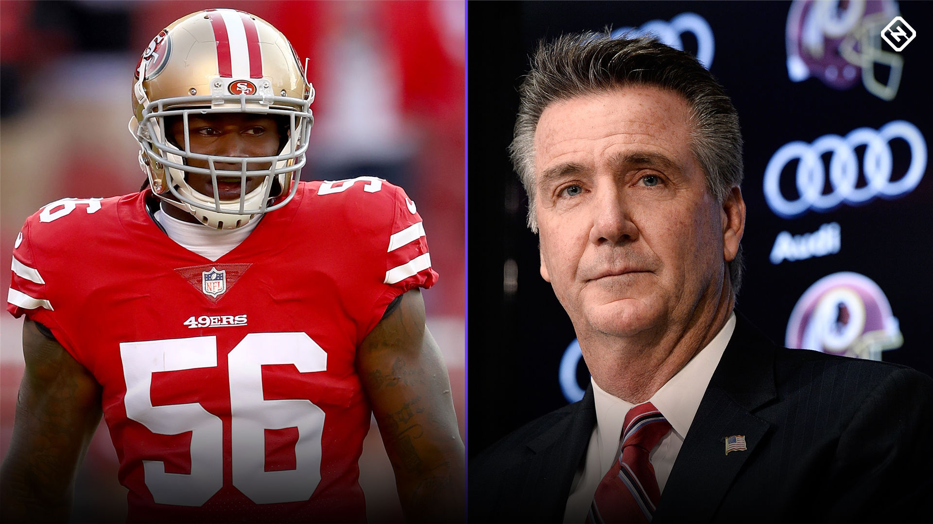 3a754698d6a Reuben Foster mess restores Redskins as gold standard for unaccountability  | Sporting News