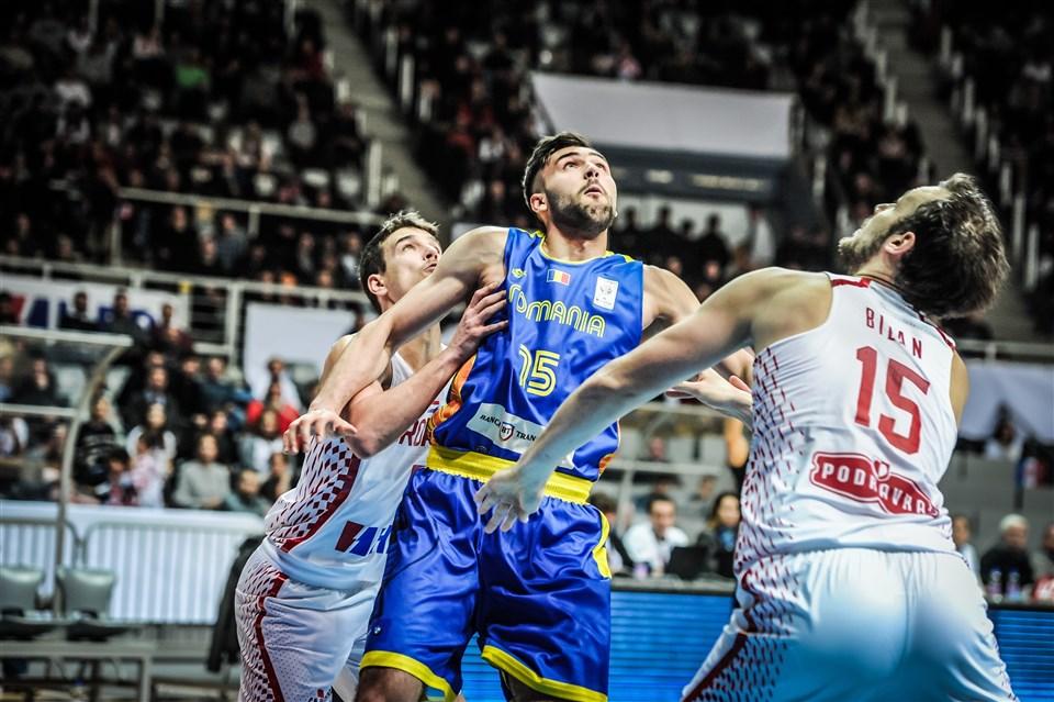 Emanuel Cate FIBA Romania