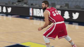 NBA 2K16 Marc Gasol
