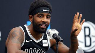 Kryie Irving Brooklyn Nets