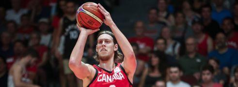 Olynyk FIBA Canada