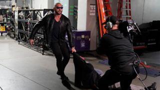WWE, ロウ, #1344, 試合結果