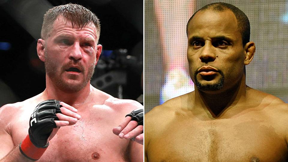 Miocic vs. Cormier 'Conflict of Champions' is the right call for UFC