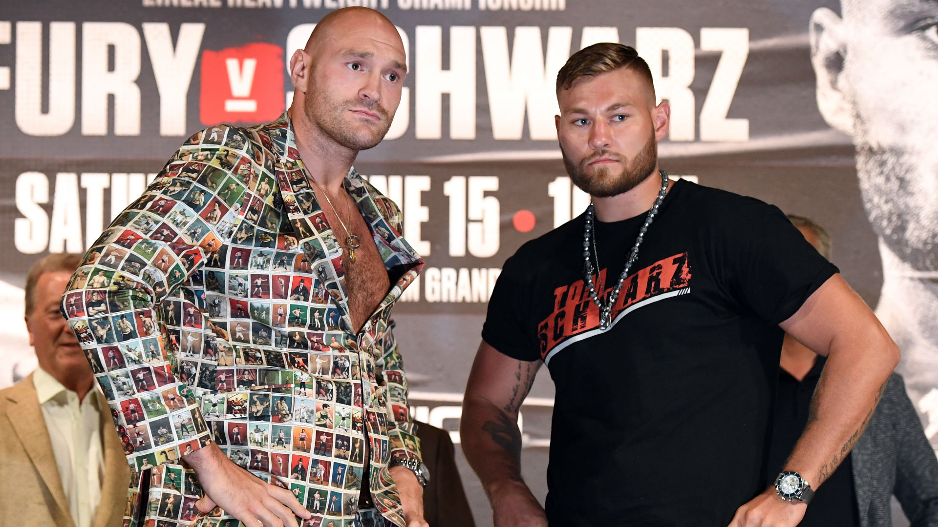 Tyson Fury talks mental health, Tom Schwarz, why he couldn't have gotten up from the Deontay Wilder knockdown three years ago