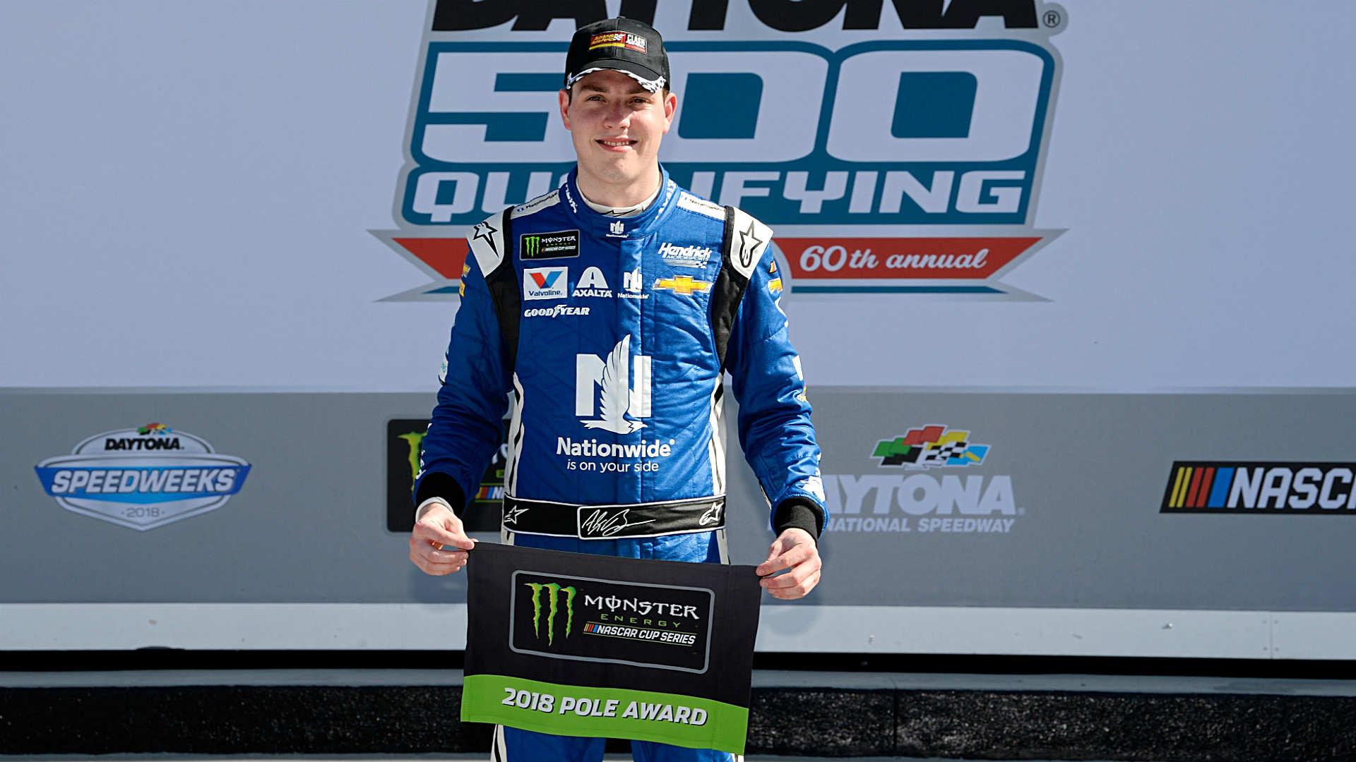 Daytona 500: Alex Bowman making name for himself as he succeeds Dale Jr.