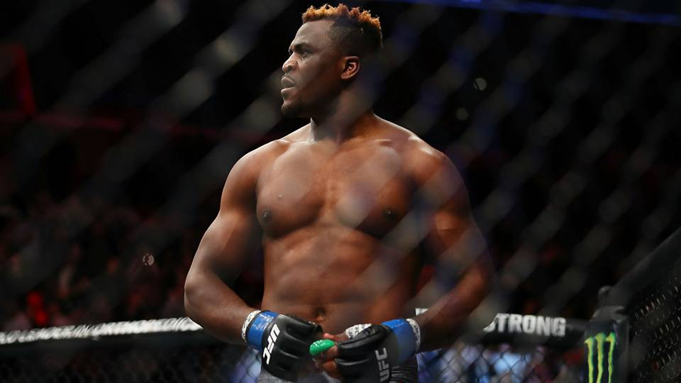 UFC 220: Francis Ngannou ready to uppercut, shatter window of opportunity