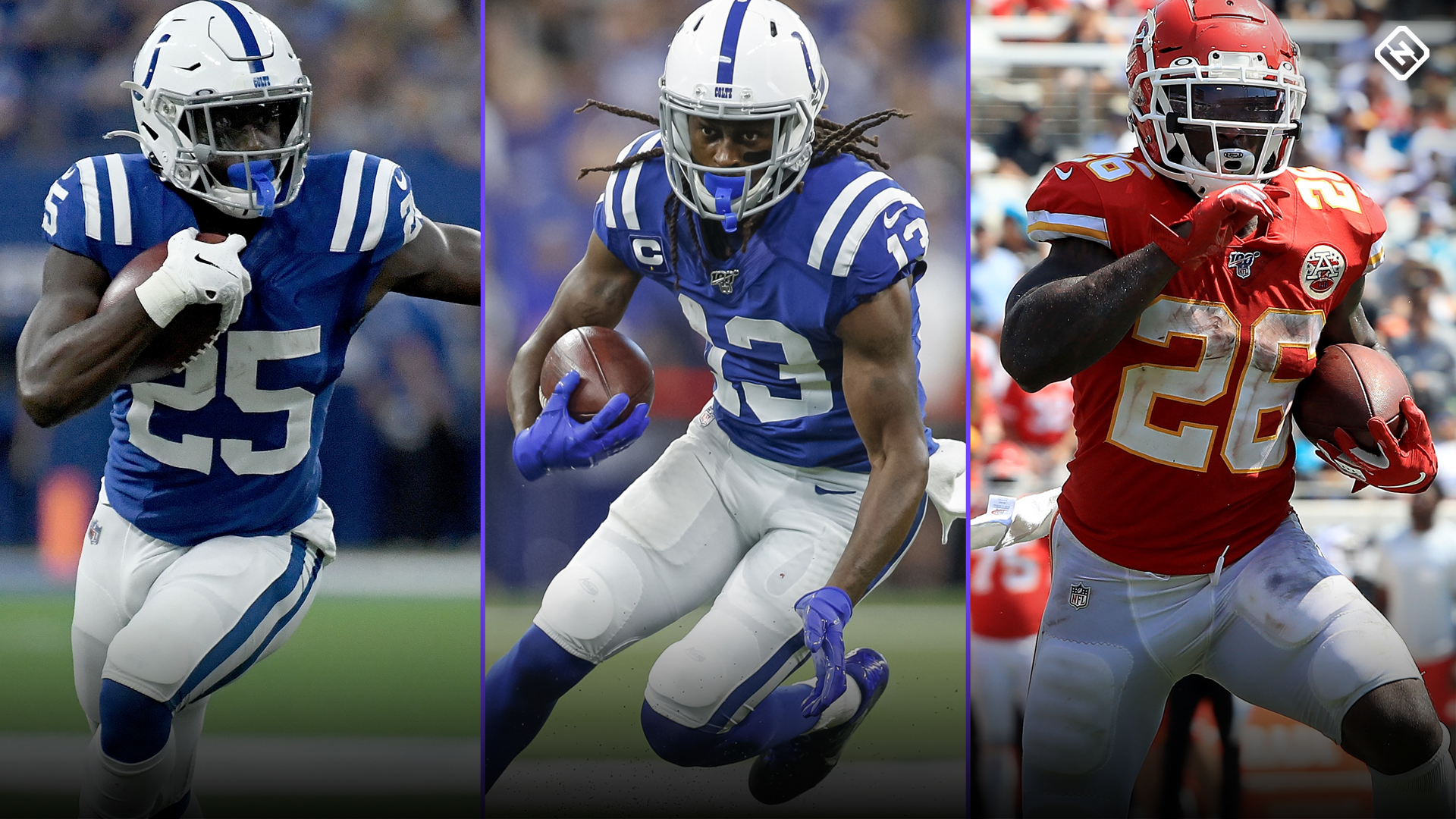 Week 5 Sunday Night Football Injury Updates: Marlon Mack, T.Y. Hilton, Damien Williams, Sammy Watkins fantasy start-or-sit worries