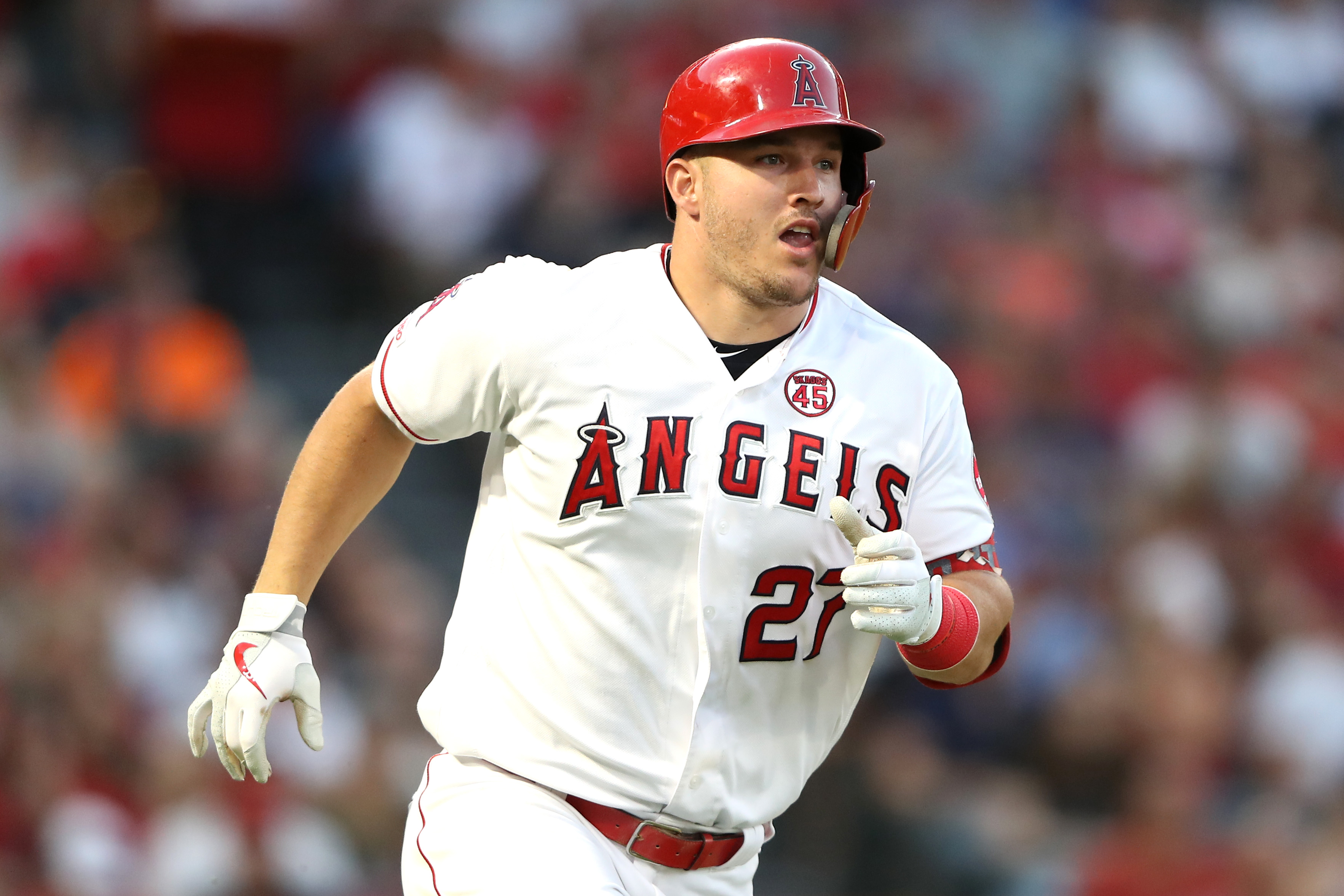 Mike Trout on Astros scandal: