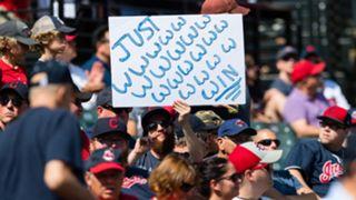 Cleveland Indians fan