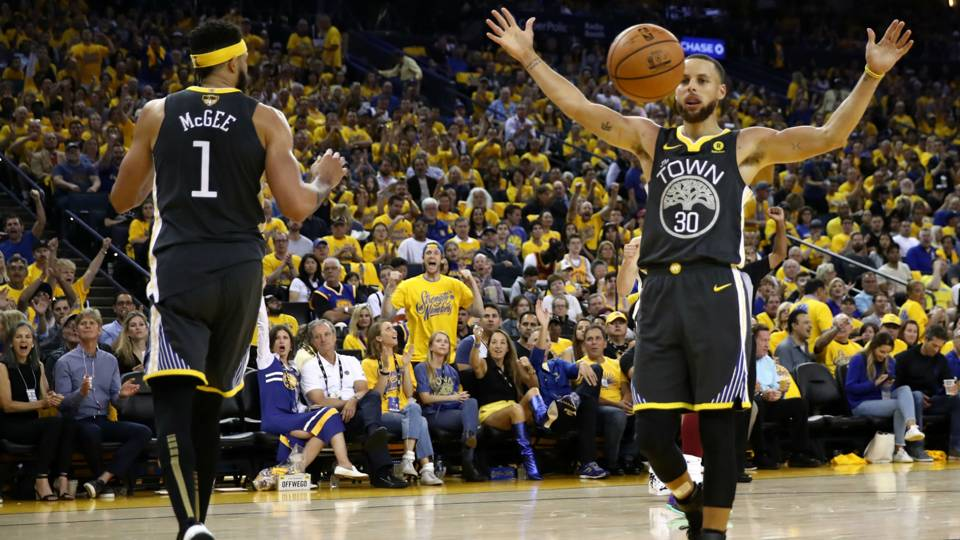 Warriors find perfect offensive balance — and Cavs may not have answer for it