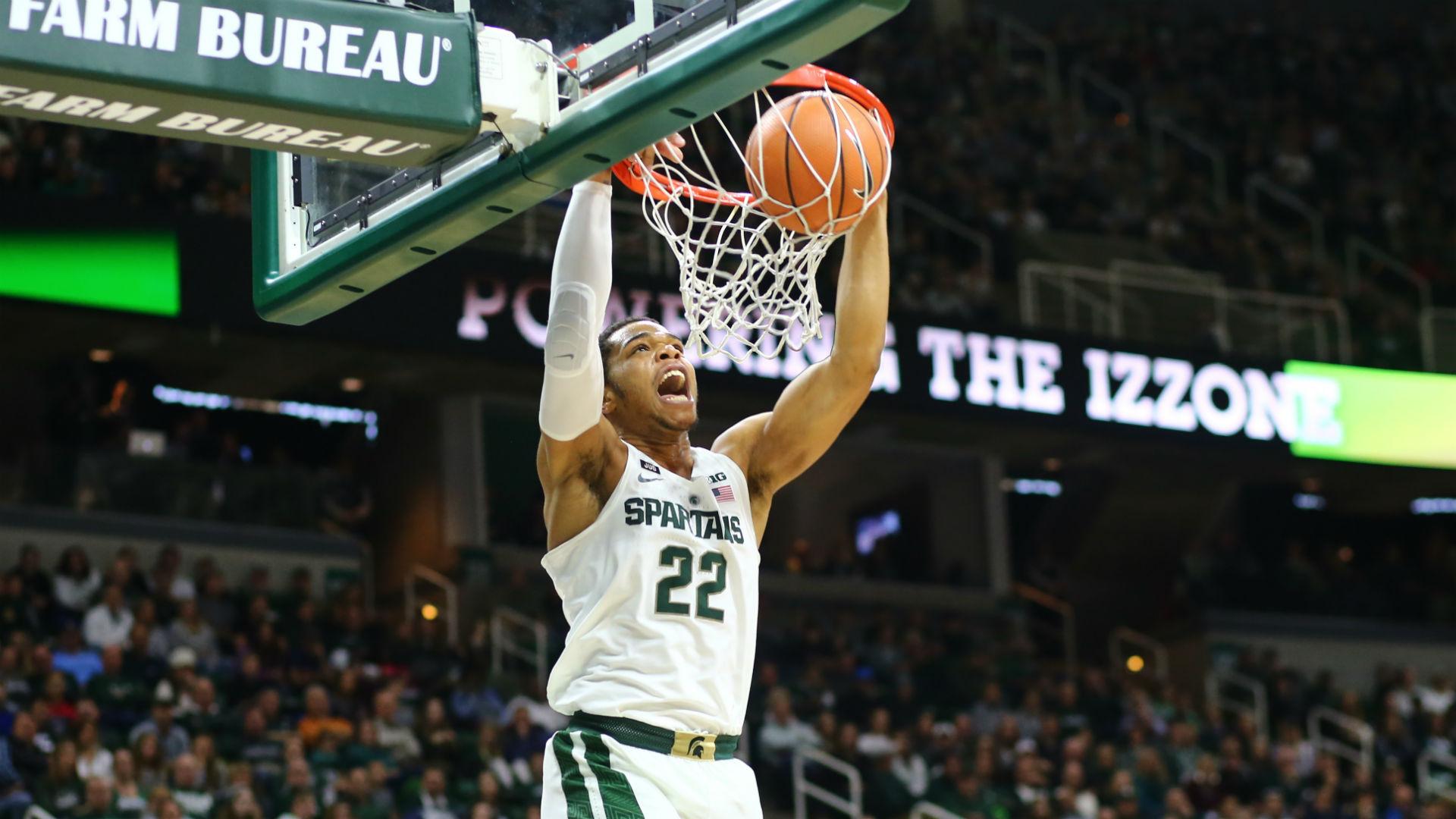 super popular 216ff 63604 NBA Draft watch: Miles Bridges offers valuable versatility ...
